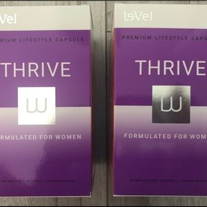Thrive women capsules two boxes